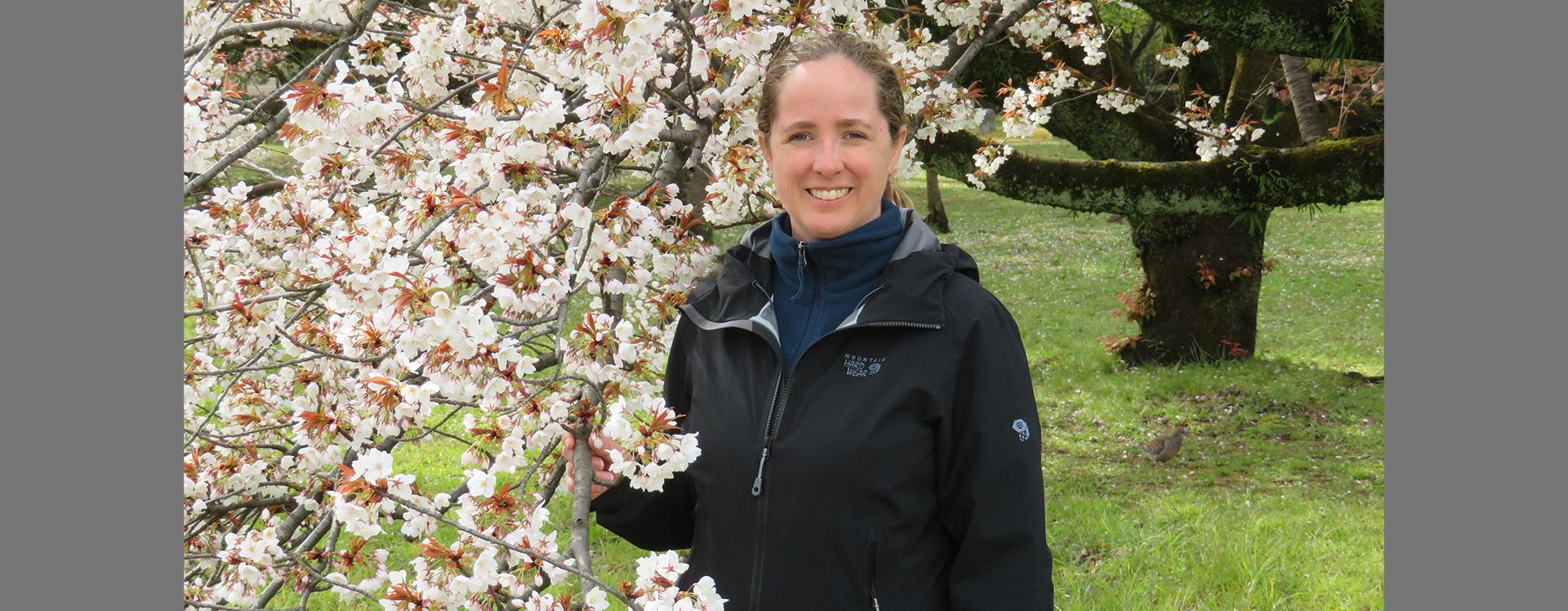 Meet UW Applied Biotechnology's Program Manager: Dr. Melinda Verdone